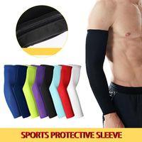 8-Farben-Fahrrad-Radfahren-UV Sonnenschutz Armlinge Biking Cuff Hülsen-Abdeckung Schutz Ridding Golf Arm Sleeves 8.1