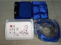 고품질 공기 압축 마사지 바디 피트 해독 공기 압축 마사지 바디 슈트 기계