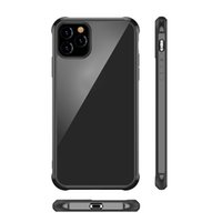 Clear Acrylic Phone Case For iPhone 11 Pro Max Xs Xr X 8 7 P...