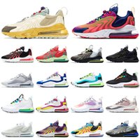 nike air max 270 react eng travis scott react eng running shoes men women Chaussures 270s Cactus Trails Neon mens trainers Sports Sneaker