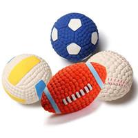 اللوازم أحدث تشيو الكلب لعب الكرة اللاتكس لكرة القدم الكرة الطائرة كرة المضرب الكرة الكلب صار لعبة الحيوانات الأليفة الجرو الصوت صار صوتي تدريب الكرة
