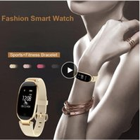 Bluetooth S3 Smart Watch Fashion Women Ladies Heart Rate Mon...