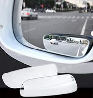 2 шт. Автомобильный задний просмотр Автомобильный на 360 ° широкоугольный уклон