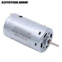 Cheap Power Tool Accessories AUTOTOOLHOME 6- 12V DC Motor Hig...