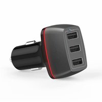 5V 5. 1A Triple Three 3 Ports Universal USB Car Charger For i...