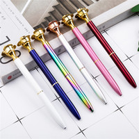جديد الإبداعية جولدن روز النحت أقلام اللوازم المكتبية المدرسة توقيع الشركة القلم طالب هدية