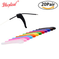 glasses silicone temple , colorful sports temple , 20pair swi...