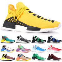 NMD BBC Club Multi Color Humne Race Pacote Solar Mãe Inspiração Pack Preto Mens Running Shoes Pack Powder Blue Deaigner Trainers