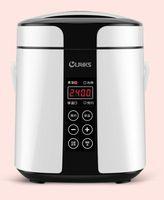 Inteligente Reserva arroz Mini fogão elétrico 220V Household Dormitório para trabalhar 1.8L 014