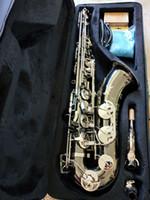 Germania JK SX90R Keilwerth 95% copia Sassofono tenore di nichel in lega d'argento tenore Sax Top professionale Strumento musicale con il caso