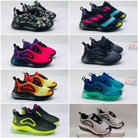 2019 Kanye West Infant Clay 72 Toddler Kids Running shoes St...