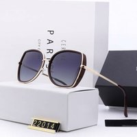 women sunglasses Polarizing sunglasses TR with metal frame imported polaroid hd polarizing lenses true color film 5 color selection