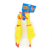 Screaming Chicken Squeeze Sound Toy Pets Toy Product Dog Toy...