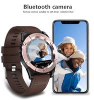 جديد الذكية ووتش SW98 بلوتوث الذكية ووتش HD شاشة موتور ساعة ذكية مع كاميرا مقياس الخطو هيئة التصنيع العسكري للحصول على الروبوت IOS PK DZ09 U8 في صندوق