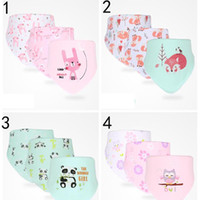 10 style muslin gauze bib INS explosion small monster mouth ...