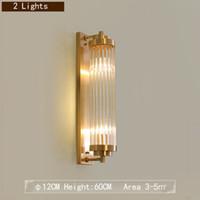 Sombra de vidro de cristal de luxo moderno ouro preto luz de parede lâmpadas led lâmpadas luminárias sala luzes de vidro claro iluminação de cabeceira