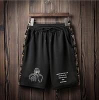 Diseñador de moda Pantalones cortos para hombre Pantalones cortos de playa casual con patrones Marca Pantalones cortos Hombres Ropa interior Pantalones cortos para hombres Ropa de verano para hombre