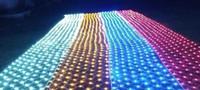 10M * 1M LED рыболовная сеть свет звездные огни строка украшения лампы чистый свет газон свет рождественские огни праздник фонари AC 110V-250V