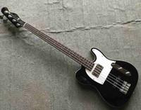 Benutzerdefinierte Fabrikgroßhandels-Direktgitarre, klassischer 4-String-Bass, maßgeschneiderter Service