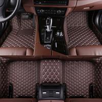 tapis de voiture pour BMW 1 3 4 5 7 Série 320i M 330i 528i 520i 535i X1 X3 X4 X5 X6 voiture GTwaterproof Intérieur Tapis sol Accessoires automobiles