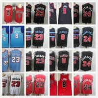 Cheap Wholesale Stitched Jerseys Top Quality 2020 New Red Bl...