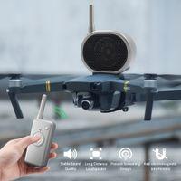 1200-2000 Meter Fernbedienungsdistanz Mini DRONE-Lautsprecher, UAV-Zubehör, für DJI, X193 PRO, SG906 PRO, X7 PRO, SG901, SG907, E520S, 2-1