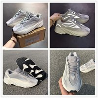 Newest Brand 700 V2 Static Runner Clunky Sneaker Grey Sports...