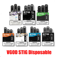 Authentic VGOD STIG Disposable Device Pod Starter Kit 270mAh...