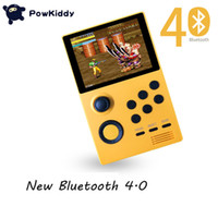 POWKIDDY A19 Pandora Box Android supretro handheld game cons...