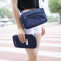 DINIWELL Water Resistant Nylon Travel Messenger Bag Unisex S...