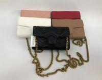 High Qulity Classic Designer Designer Womens Borse a catena Ladies Composito Tote PU Borsa a tracolla in pelle PU Borsa con portafoglio