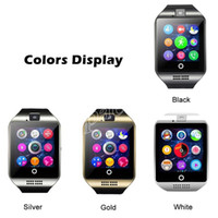 Q18 Smart Watch Bluetooth Wristband Smartwatch TF SIM Card N...