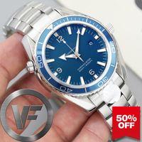 VFactory Sapphire 2019 Мужские часы 43mm 2813 Автоматическое движение Мода часы Мужские механические Дизайнерские Master Часы Luxury Наручные часы
