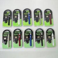 510 스레드 Vape 배터리 예열 카트리지 배터리 350mAh 변수 전압 정점 (510 개) Vape 펜 배터리 Rechargeble Ecig 배터리