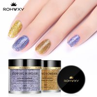 Nail glitter powder gradient multi-color nail decoration pure color bling bling sparkling manufacturer direct
