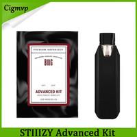 Prémio vaporizador Big Avançada vaporizador Starter Kit 550mAh bateria starter kit recarregável cabo sagacidade USB DHL frete grátis