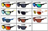 Erkekler ve Kadınlar için Spor Güneş Gözlüğü Bisiklet Goggles Ayna Lensler UV400 11 Renkler Moda Gözlükler Toptan