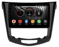 10.1 inç Android 10.0 Nissan X-Trail Rogue Qashqai 2013-16 Headunit Araba DVD GPS Araba Radyo Wifi Bluetooth