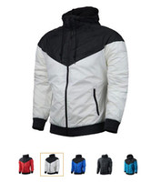 Spring Autumn Windrunner Jacket Thin Jacket Coat Men sports ...