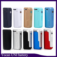 Uni Box Mod Battery 650mAh Adjustable Voltage and Preheat Battery for 6-12mm Diameter Thick Oil Cartridge 0266285-1