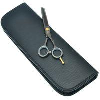 Meisha 5.5 дюймов японская сталь парикмахер истончение ножницы острый край парикмахерские Tijeras ножницы для стрижки волос салон бритвы HA0048