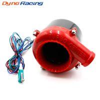 Universal Electronic Turbo Blow Off-Ventil Ausblasen von Auto Fake Müllventil Analog Sound BOV TT100387