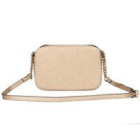 Pequeno saco quadrado 2020 moda nova de alta qualidade pu couro bolsa de bolsa de sexo padrão de padrão de corrente de ombro bolsa de mensageiro