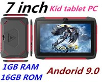 Newest kid Tablet PC Q98 Quad Core 7 Inch 1024*600 HD screen...