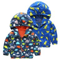 Hot Newest Kid Boys Children Waterproof Windproof long sleev...