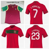 14944bb34 New Arrival. 10 11 Portugaling Soccer Jerseys RONALDO NANI PEPE 2010 South  Africa World Cup Football shirtS Retro