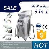 2020 multifunción ipl depilación láser nd yag láser máquina de eliminación de tatuajes rf lavado de cara del elight opt SHR IPL