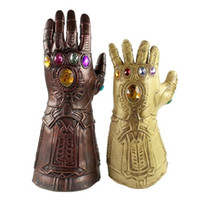 Guantoni Marvel Avenger Alliance Unlimited War Bully Cos Halloween Latex Super Unlimited Gloves Ornaments 40cm Toys