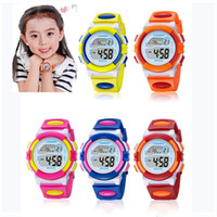 New Brand Sport Digital Watch Students Fashion Waterproof Mu...