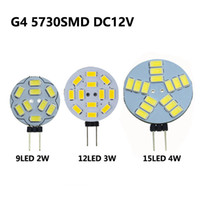 9 12 15 leds DC12V Corn Bulb G4 LED Lamps 2W 3W 4W Lights SM...